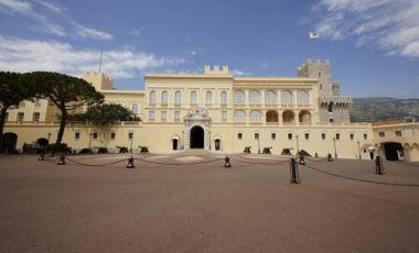 Palatul Princiar din Monaco