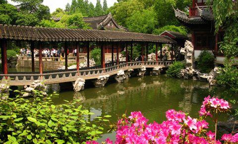 Gradina Yuyuan din Shanghai