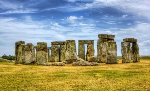 Monumentul Stonehenge din Salisbury
