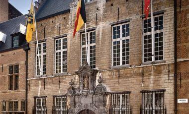 Casa lui Nicolaas Rockox din Anvers