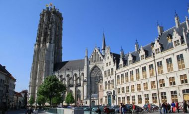 Catedrala Saint Rumbold din Mechelen