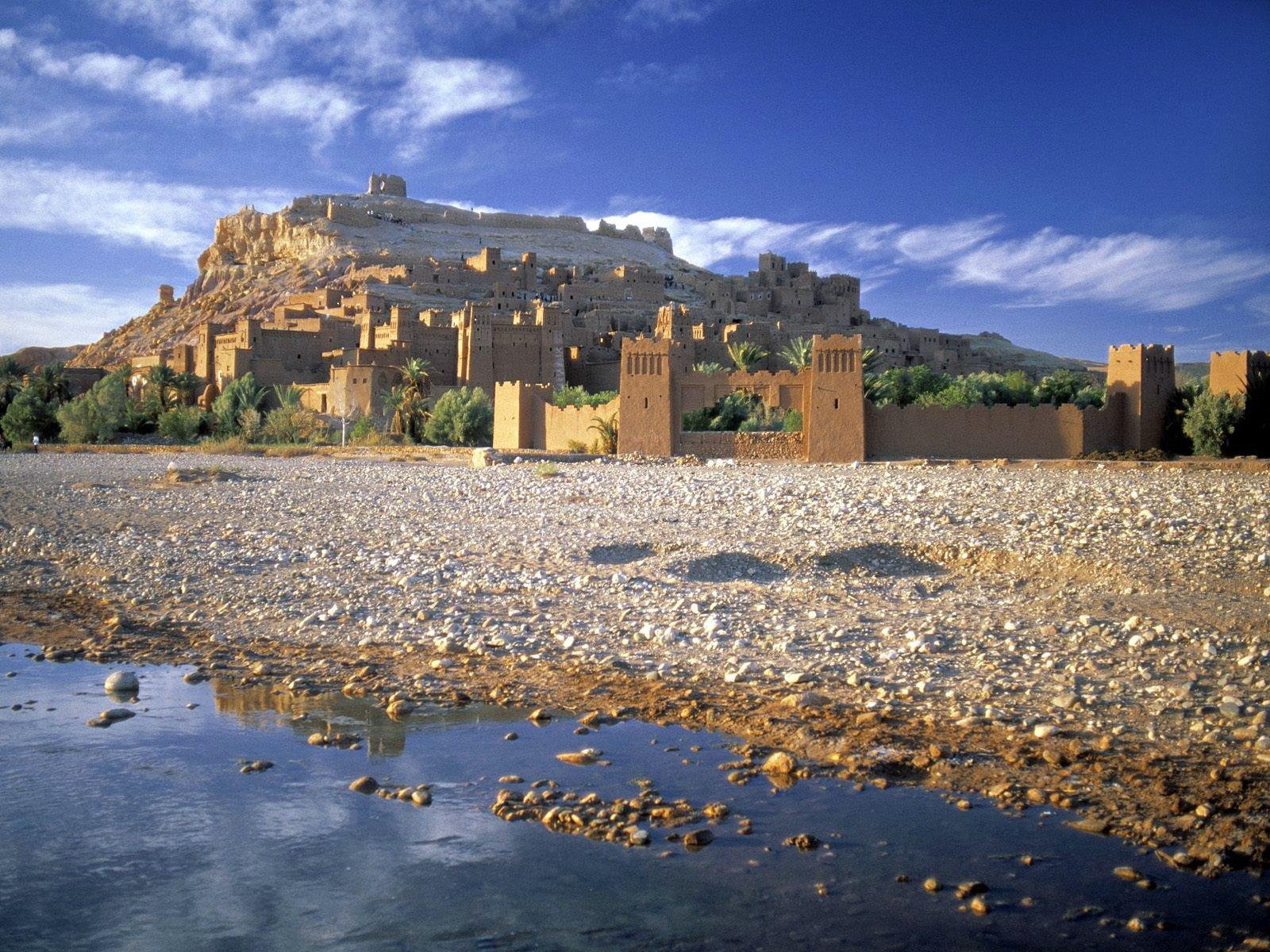 Muntii Atlas, Maroc