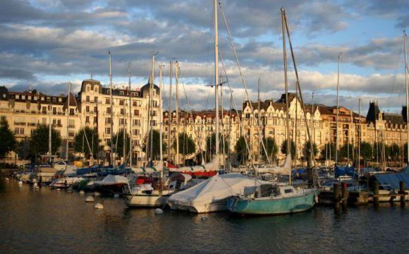 Petrecerea timpului liber in Geneva