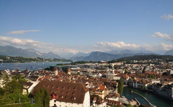 Petrecerea timpului liber in Lucerna