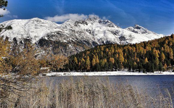 Petrecerea timpului liber in St. Moritz