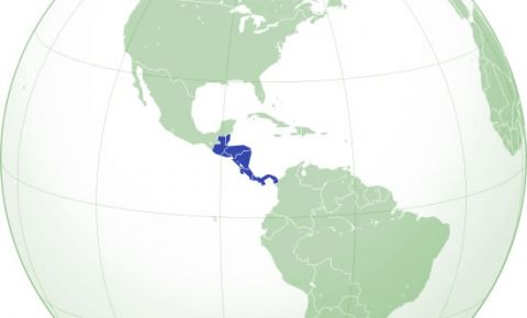 Steagurile tarilor din America Centrala