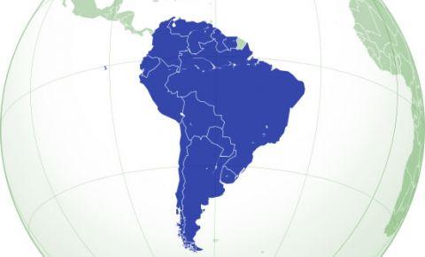 Steagurile tarilor din America de Sud