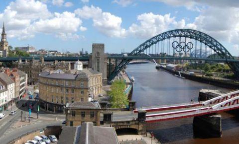 Petrecerea timpului liber in Newcastle