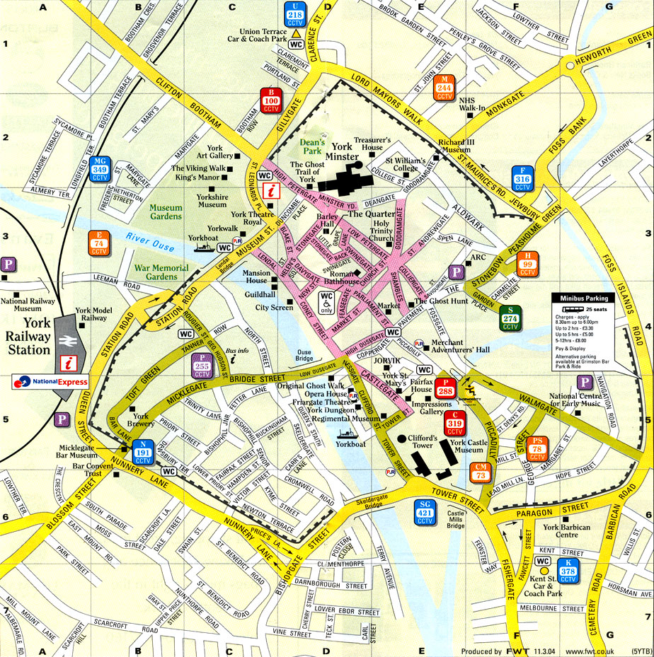 Harta York