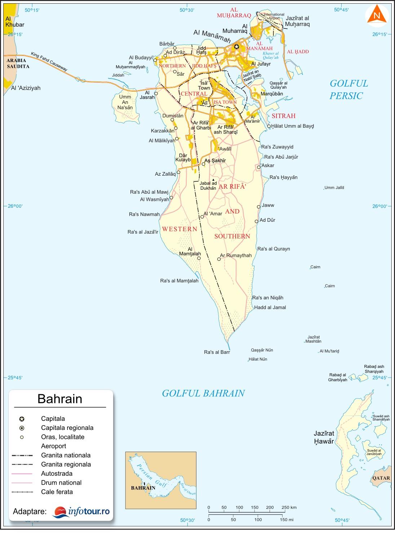 Harta Bahrain