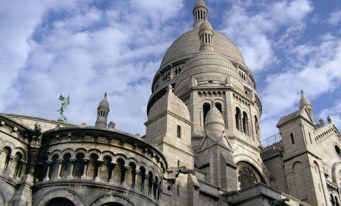 Basilica Sacré-Coeur din Paris
