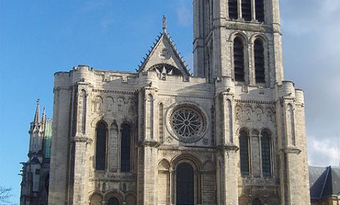 Basilica Saint Denis din Paris