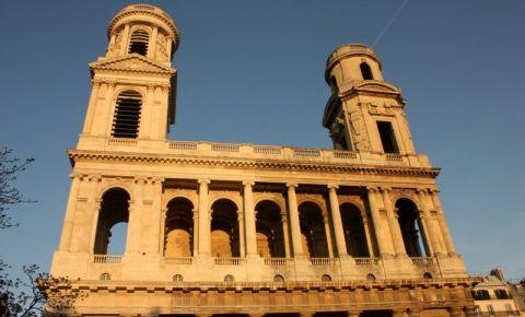 Biserica Saint Sulpice din Paris