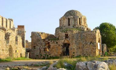 Biserica Bizantina Sfantul Gheorghe din Alanya