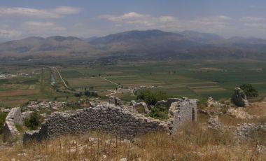 Castelul Ali Pasa Tepelena din Sarande