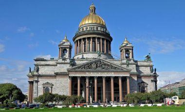 Catedrala Sfantul Isaac din Sankt Petersburg