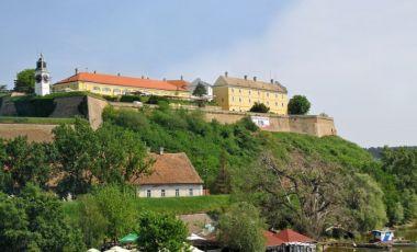 Fortareata Petrovaradin din Novi Sad