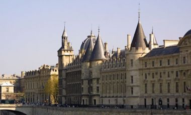 La Conciergerie din Paris