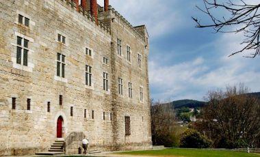 Palatul Ducilor de Braganza din Guimaraes