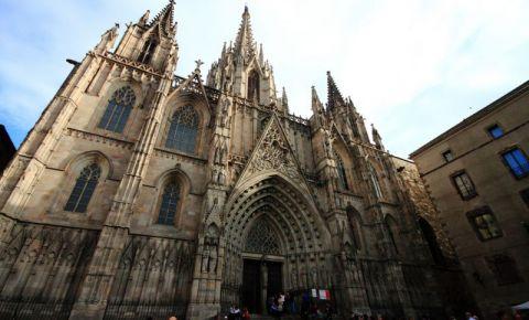 Catedrala din Barcelona
