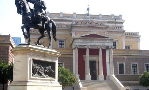 Cladirea Vechiului Parlament din Atena