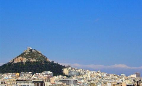 Dealul Lycabettus din Atena