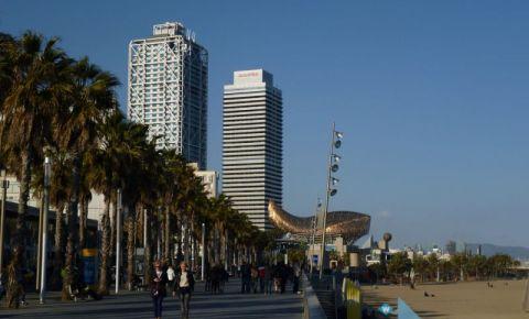 Districtul Barceloneta din Barcelona