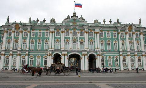 Muzeul Ermitaj din Sankt Petersburg