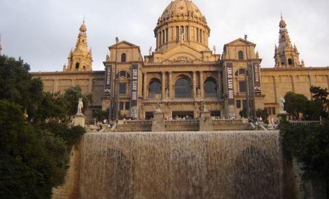Palatul National din Barcelona