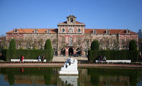 Parlamentul Cataloniei din Barcelona