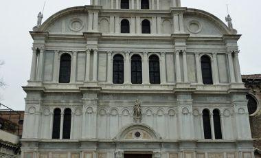 Biserica San Zaccaria din Venetia