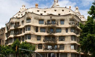 Casa La Pedrera din Barcelona