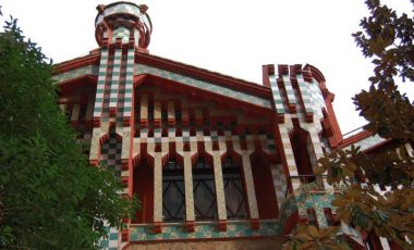 Casa Vicens din Barcelona