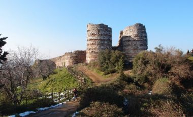 Castelul Anadolu Kavagi din Istanbul