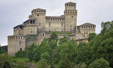 Castelul Torrechiara din Parma