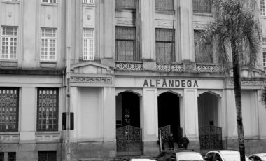 Centrul de Expozitii Alfandega din Porto