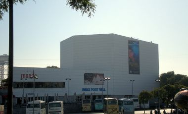 Cinematograful IMAX din Barcelona
