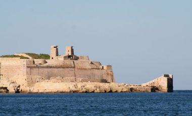 Fortul Sfantul Elmo din Valletta