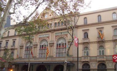 Gran Teatre del Liceu din Barcelona
