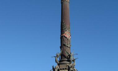 Monumentul lui Columb din Barcelona