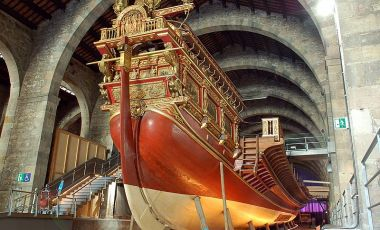 Muzeul Maritim din Barcelona