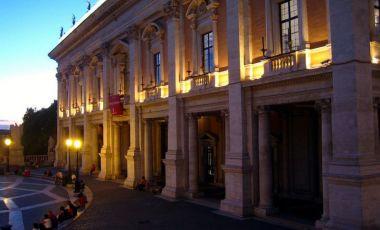 Palatul Nou din Roma