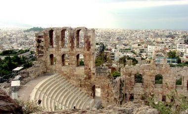 Odeonul lui Herodes Atticus din Atena