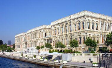 Palatul Ciragan din Istanbul