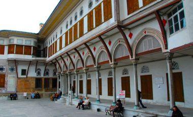Palatul Topkapi din Istanbul