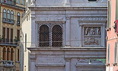 Scuola San Giorgio degli Schiavoni din Venetia