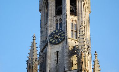 Turnul Belfort din Bruges