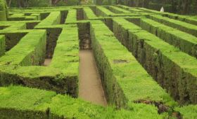 Parcul Labirint din Barcelona