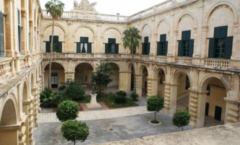 Palatul Marilor Maestri din Valletta