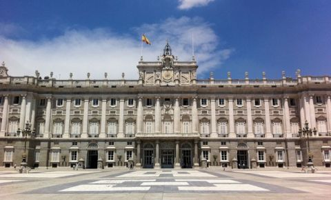 Palatul Regal din Madrid